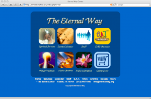 Old Eternal Way Website